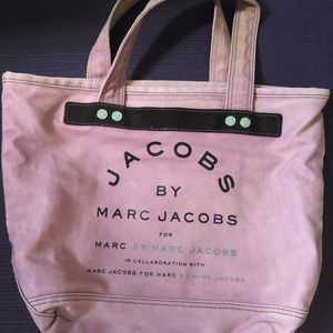 Marc by Marc Jacobs distressed bag